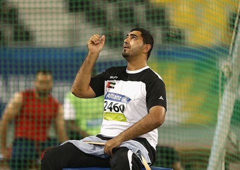 UAE para-athlete killed after discus cage collapse