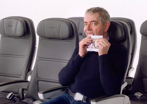British Airways recruits celebrities for its new safety video