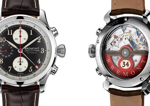 The Bremont Limited Edition DH-88