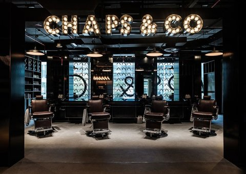 Chaps & Co. barbershop opens in Dubai's d3