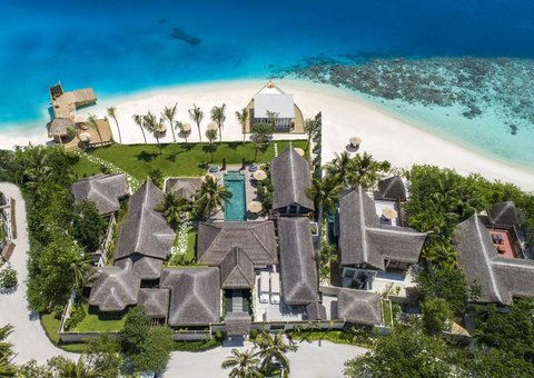 What 'Royalty' looks like in the Maldives