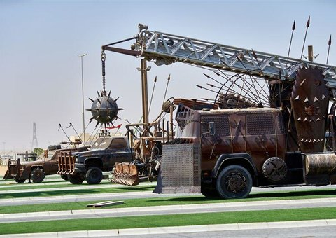 The Last Exit opens Mad Max-themed venue