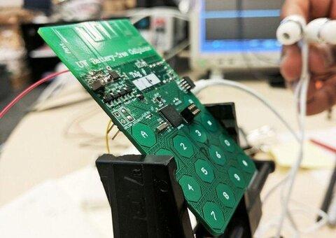 Wireless… button-less… battery-less?