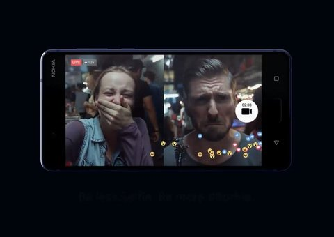 Nokia might have just killed the selfie