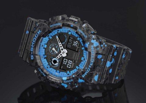 Casio unveils new G-Shock x Stash limited-edition watch