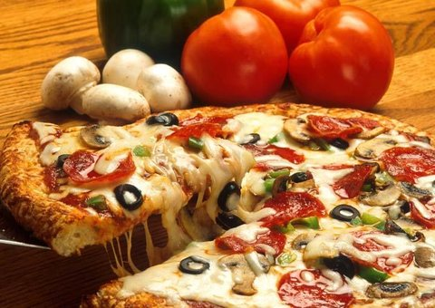 Why did no-one tell us it was Pizza Week?
