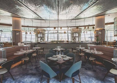 Chef Sean Connolly is opening up a restaurant at the Dubai Opera