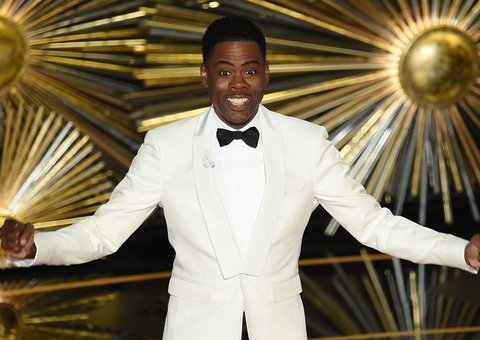 Chris Rock coming to Dubai January 2018