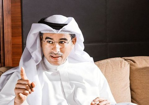 Mohamad Alabbar honoured by Business of Fashion