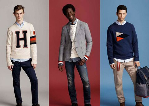 Gallery: the entire Tommy Hilfiger fall/winter 2017 collection