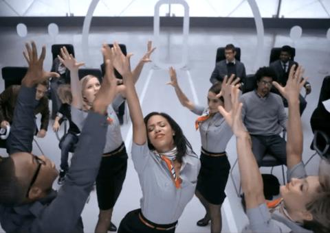 Top 10 best airline safety videos