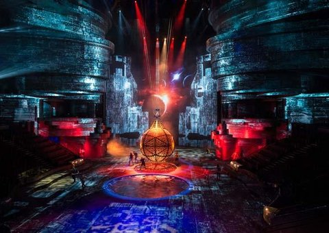 Review: La Perle aquatic show by Dragone