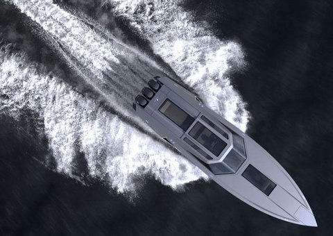 Superfly GT 42 is the power boat of your dreams