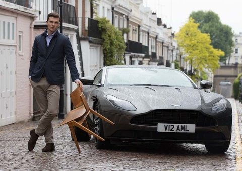 Hackett's drops third Aston Martin capsule collection