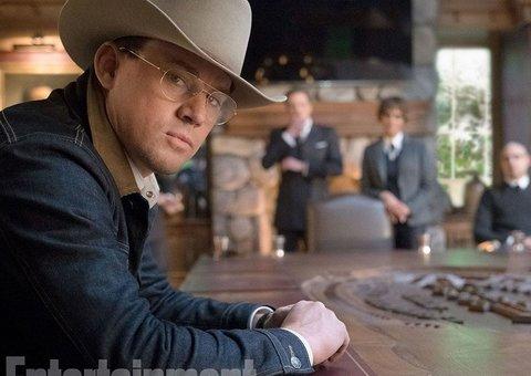 Meet Channing Tatum as Agent Tequila in new Kingsman flick