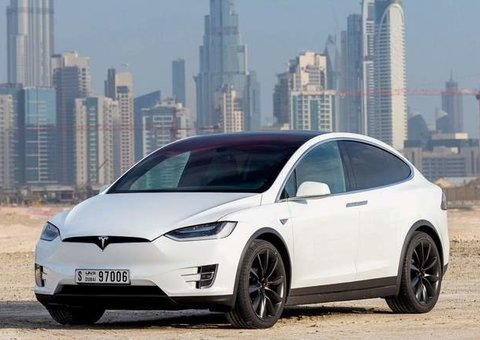 You can now order a Tesla using Uber in Dubai