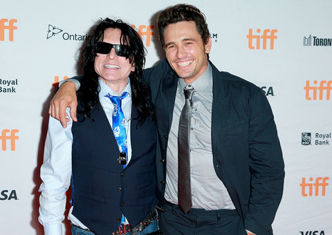 According to James Franco, filming The Disaster Artist was ridiculous