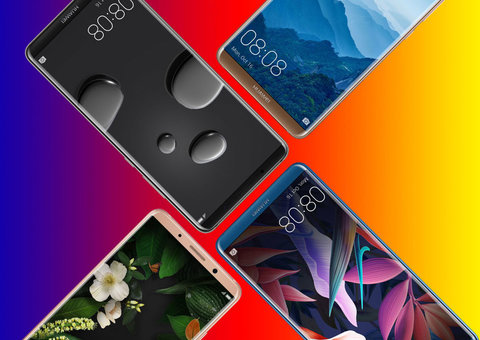 The Huawei Mate 10 Pro is basically HAL 9000