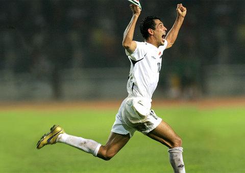 The world's best underdog story: Jorvan Vieira on Iraqi football