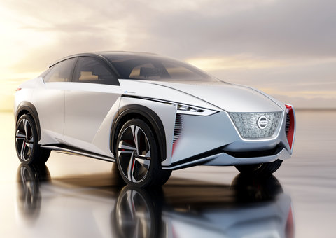 The Nissan IMx, the ideal electric car experience | Esquire Motors