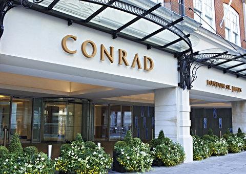 Review: Conrad London St. James