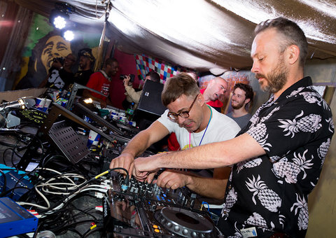 Basement Jaxx confirm prices of Dubai New Year's gig at Inner City Zoo