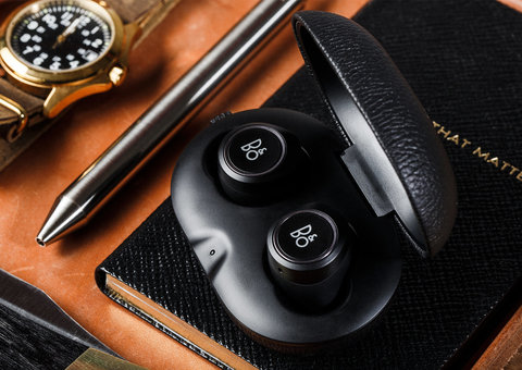 Beoplay E8: Bang & Olufsen's first truly wireless buds