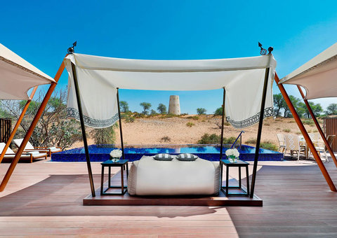 Stay: The Ritz-Carlton Ras Al Khaimah, Al Wadi Desert