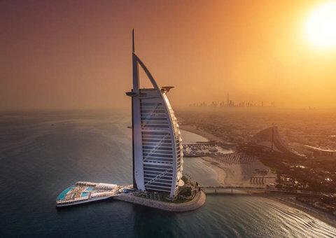 Sweet Suites: Inside the Burj Al Arab Jumeirah