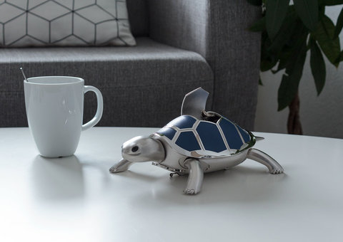 Meet Kelys & Chirp: MB&F's new Automaton