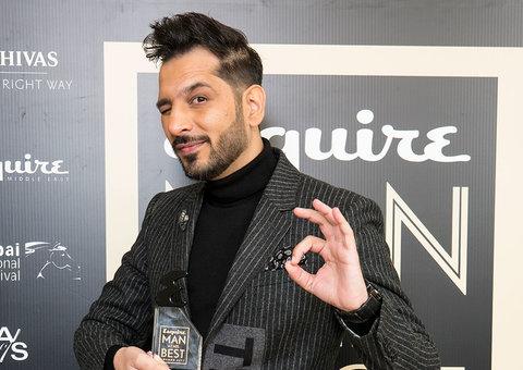 Comedian of the Year: Nitin Mirani