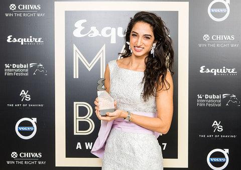 Woman of the Year: Raha Moharrak