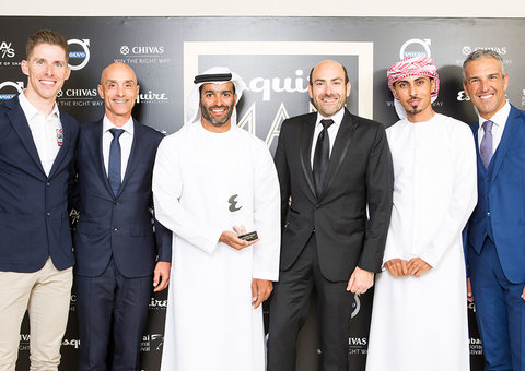 Sports Team of the Year: UAE Team Emirates