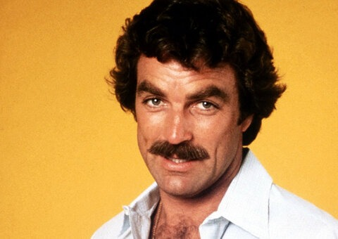 So why do men have moustaches, anyway?