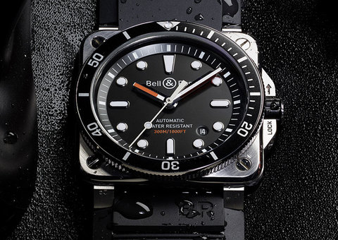 Talking Time: The Bell & Ross BR 03-92 Diver