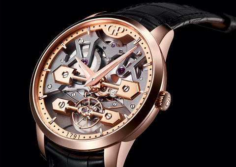 Standout watches from Girard-Perregaux this SIHH 2018