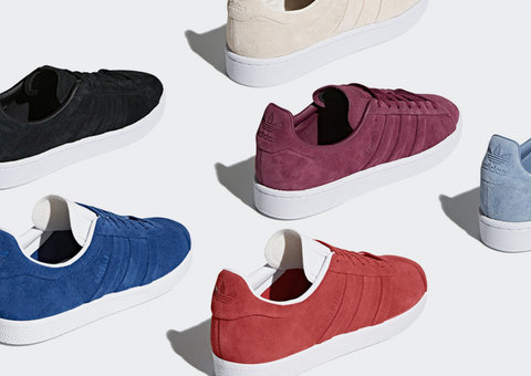 Adidas keeps it minimal with new 'Stitch and Turn' pack