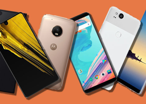 8 new Android phones (that want to crush the iPhone)