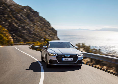 Introducing the Audi A7 Sportback