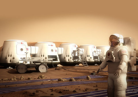 Are we ready to send humans to Mars?