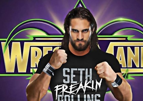 """WWE's Seth Rollins: """"The Greatest Royal Rumble event in Saudi Arabia is going to be nuts!"""""""