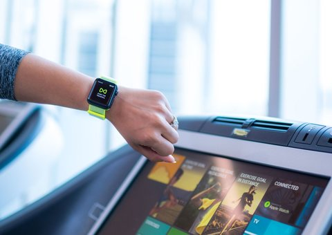 Apple GymKit is finally here, with help from Technogym