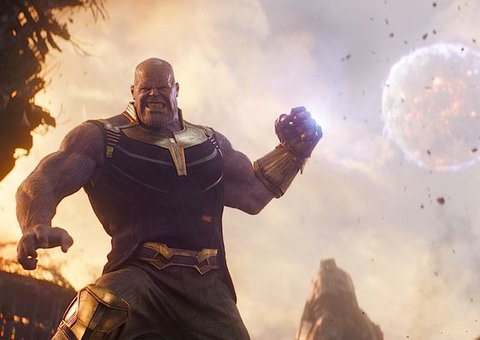 Wait. So how did Thanos break Captain America's shield?