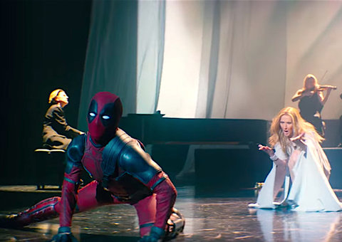 Celine Dion's 'Deadpool 2' soundtrack is next-level trolling
