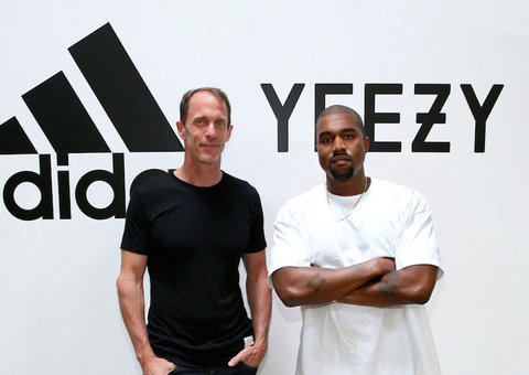 Adidas wants to have a word with Kanye
