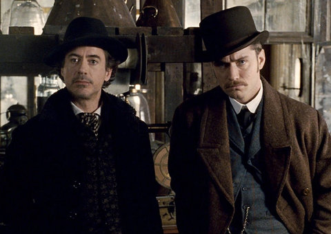Robert Downey Jr. confirms he's back for Sherlock Holmes 3