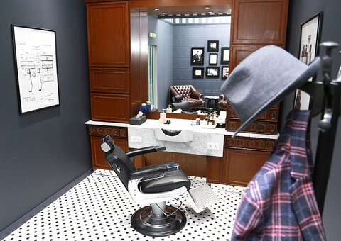 There's a new home for shaving in Festival City