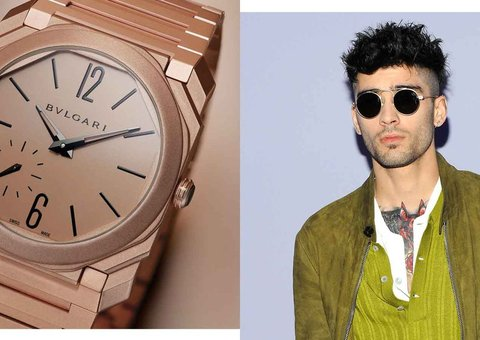 Zayn Malik wears a pretty dope watch in new music video