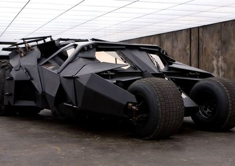 This US$2 million SUV is something out of Batman