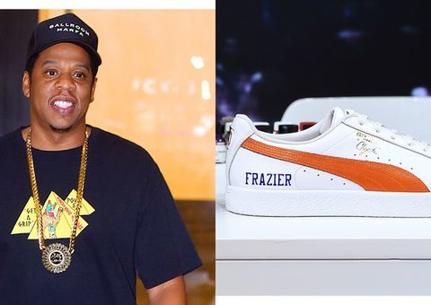 Jay-Z is the new president of Puma's Basketball Division